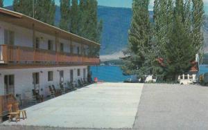Exterior,  Tillicum Nook Motel,  Southwest Lakeshore Drive,  Osoyoos,  B.C., ...