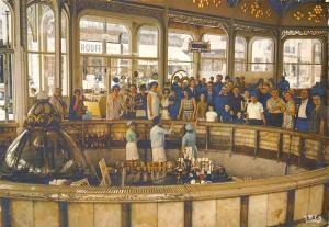 France Vichy Allier Reine des Villes d'Eaux Source Grande Grille