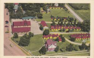 NIAGARA FALLS, Ontario, Canada, 1930s ; Falls View Hotel
