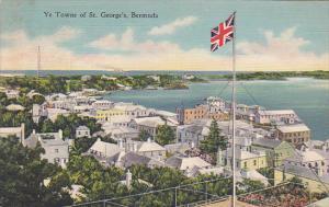 Ye Towne Of St Georges Bermuda