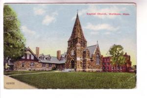 Baptist Church, Waltham, Massachusetts