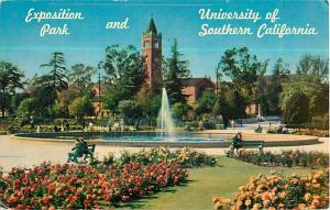 Exposition Park & University of Southern California Los Angles, CA
