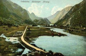 Norway - Oddedalen, Hardanger Scene
