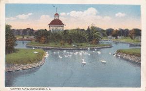 CHARLESTON, South Carolina, 00-10s; Hampton Park