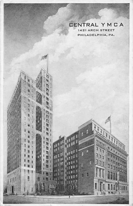 Pennsylvania  Philadelphia   Central Y.M.C.A.