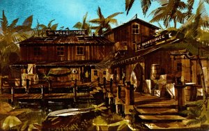 California Marina Del Rey The Warehouse Restaurant