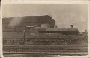 Train Railway Railroad Locomotive Engine LMS 16954