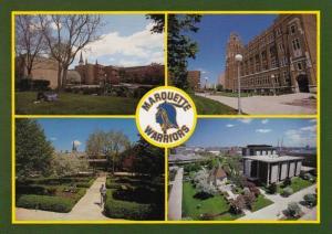 Wisconsin Marquette University Multi View