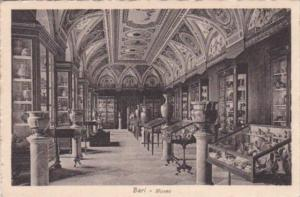 Italy Bari Museo Interior