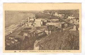 Dieppe , Seine-Maritime department , France, 00-10s : Perspective de la Plage...
