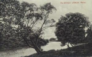 The Willows Lisbon ME 1910
