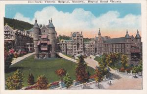 Royal Victoria Hospital, Montreal, Quebec, Canada, 10-20s