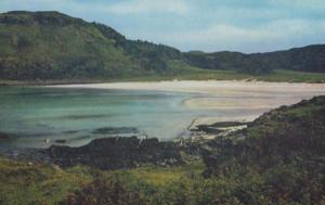 Calgary Bar White Sands Holiday Maker Isle Of Mull Rare 1970s Postcard
