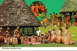 Hawaii Oahu Laie Polynesian Cultural Center
