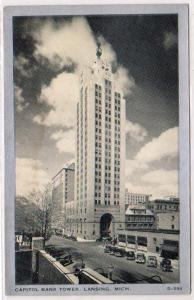 Capitol Bank Tower, Lansing Mich
