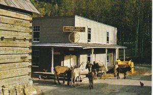 Canada Golden Wheel Saloon Three Valley Gap British Columbia