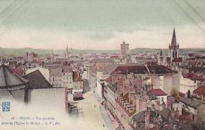 Vue Generale, Dijon (Côte-d´Or), France, 1900-1910s