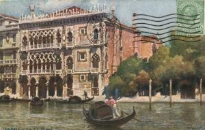 Italie CPA Venezia La ca D'Oro (c9051)