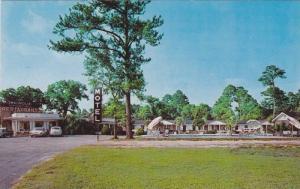 The Magnolia Restaurant and Motel, Hardeeville, South Carolina,1940-1960s