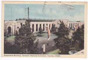 Automotive Building, Canadian National Exhibition, Toronto, Ontario, Canada, ...