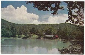 Picturesque Transylvania Music Camp, Great Smoky Mountains, near Brevard, NC