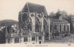 ELBEUF, France,1910-1920s, Eglise Saint-Etienne
