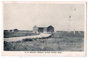 US Monitor Station, Grand Island Neb