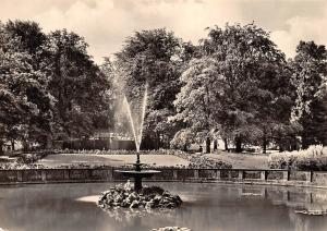 Ballenstedt am Harz Friedenspark Brunnen Fountain