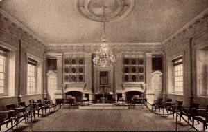 Pennsylvania Philadelphia Independence Hall Declaration Chamber