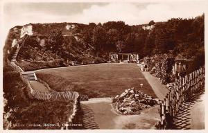 Italian Gardens Promenade Holywell Eastbourne