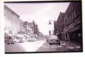 Main St, Owen Sound, Cars, Tip Top Tailors, Paterson House, Theatre Coronatio...