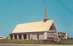 Exterior, St. Mathews By-The-Sea Methodist Church, Renwick Island, Delaware, ...