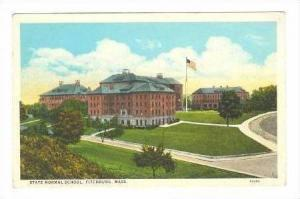 State Normal School, Fitchberg, Mass., 1910s