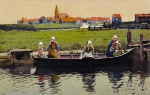 Five Dutch Girls in a Row Boat, 10-20s