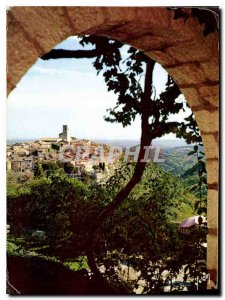 Modern Postcard The French Riviera miracle of nature Saint Paul de Vence Alpe...