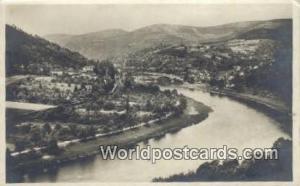 Biegelahulen bei Beidelberg Germany, Deutschland Postcard Blick auf Schlierba...