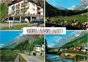 Postcard Modern N Dame Rhemes