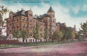 DENVER, Colorado, 00-10s; St. Anthony's Hospital