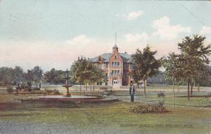 Woodriff School & Park, YPSILANTI, Michigan, PU-1919