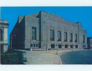 Pre-1980 MUNICIPAL AUDITORIUM ON 34TH STREET Philadelphia Pennsylvania PA G2710