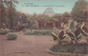 France Aix-les-Bains Le Grand Cercle et ses Jardins