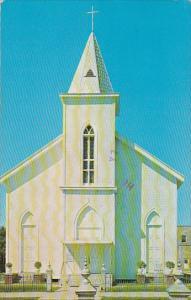 Mississippi Pass Christian St Paul's Catholic Church 1975