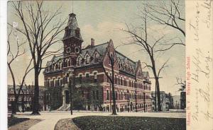 Albany High School Albany New York 1909