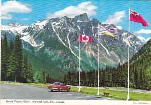 Canada Mount Tupper Glacier National Park British Columbia
