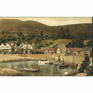 Frith's Series Postcard 'Porlock Weir'