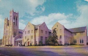 First Methodist Church Fort Worth Texas 1957