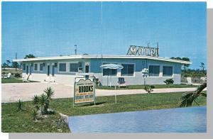 Nice Marco Island, Florida/FL Postcard, Dick Brooks Lodge