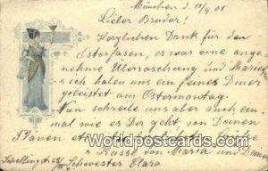 Munchen Germany 1901
