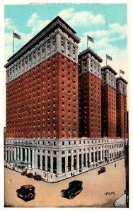 New York City ,  Hotel Pennsylvania