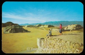 Monte Alban Ruins - Ruinas De Monte Alban